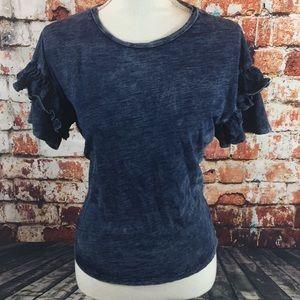 Universal Thread Ruffle shirt